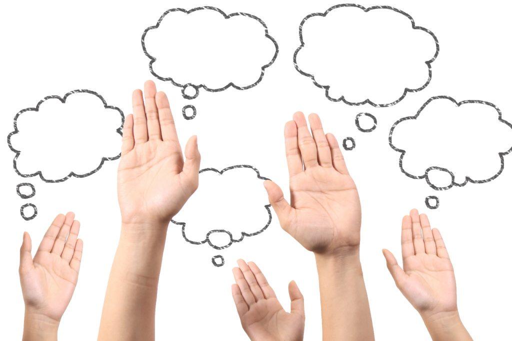 営業では質問することで相手に考えさせるのだ