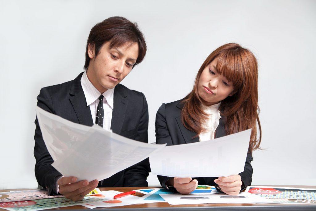 営業スランプ5つのチェックポイントと5つの改善施策