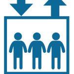 エレベーターでプレゼンができない営業マンは売れない悩みを抱えます
