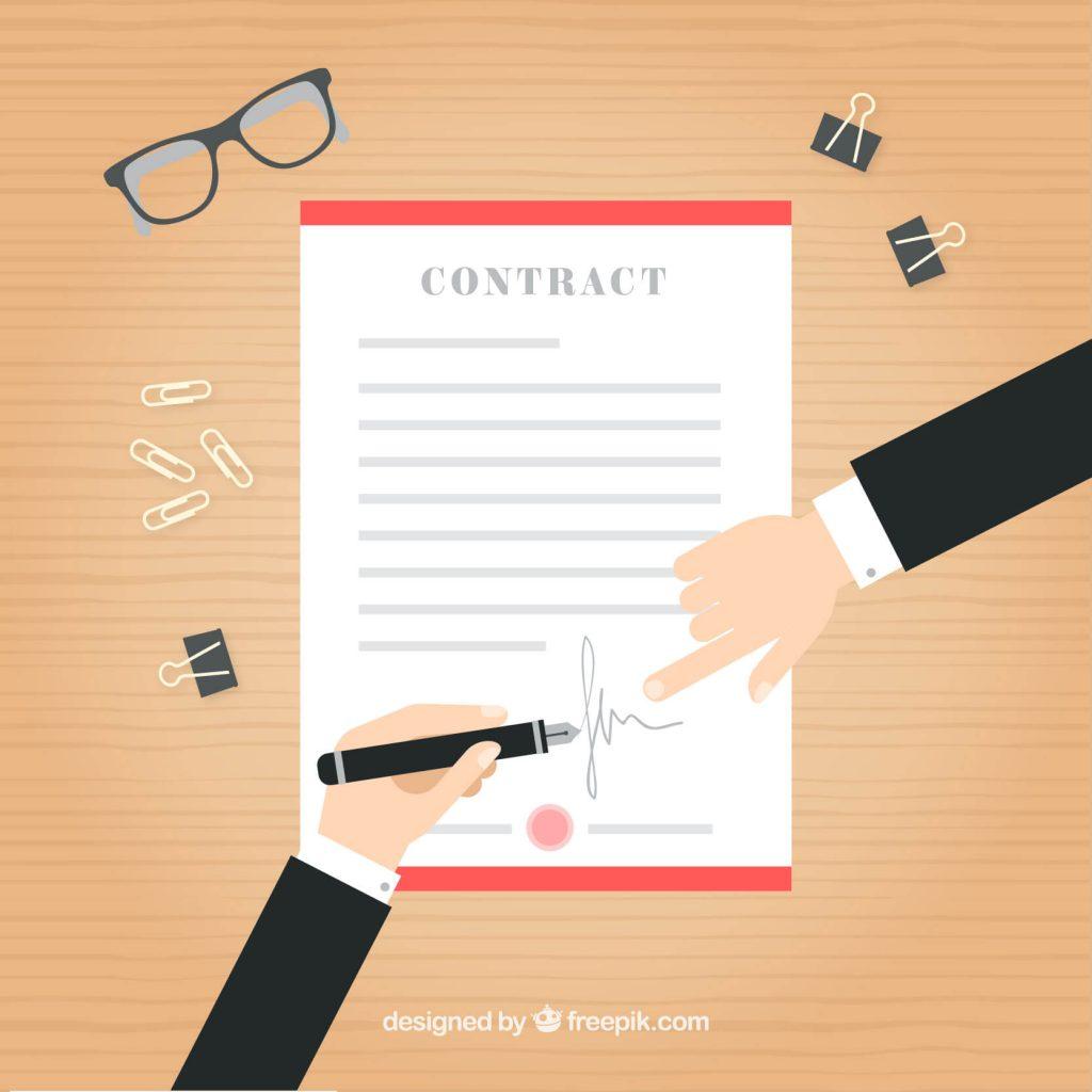 クロージング時に絶対にやっておくべき、トラブルを防ぐ申込書・契約書回収の3つのポイント