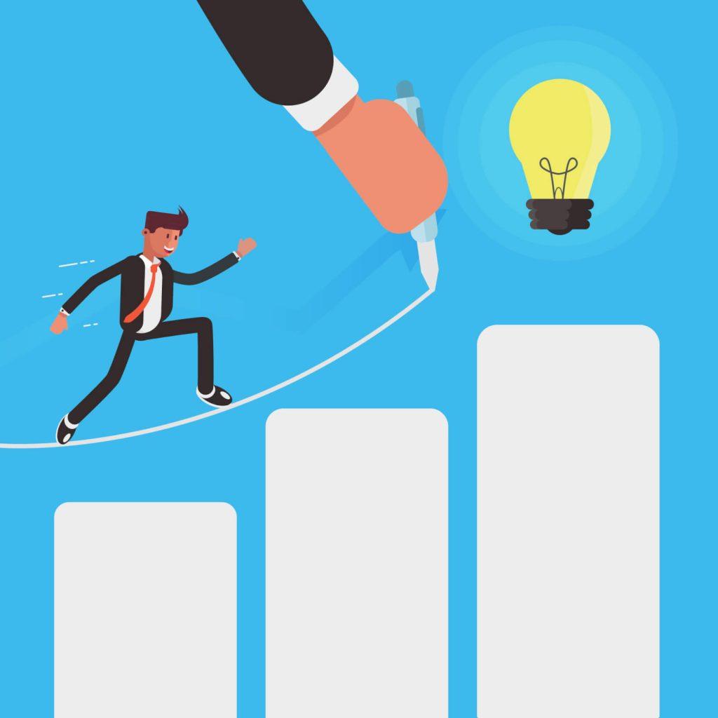 悩んで動けない営業マンへ。絶対に成果が改善するやり方は、選択と集中と集中である